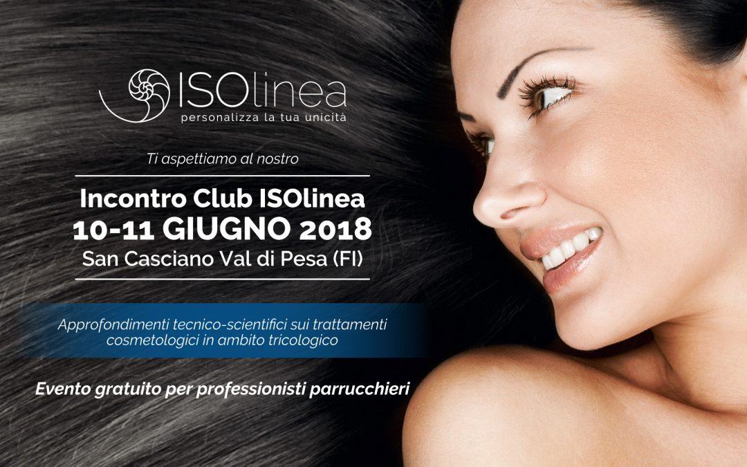 10 e 11 Giugno Incontro Club ISOlinea
